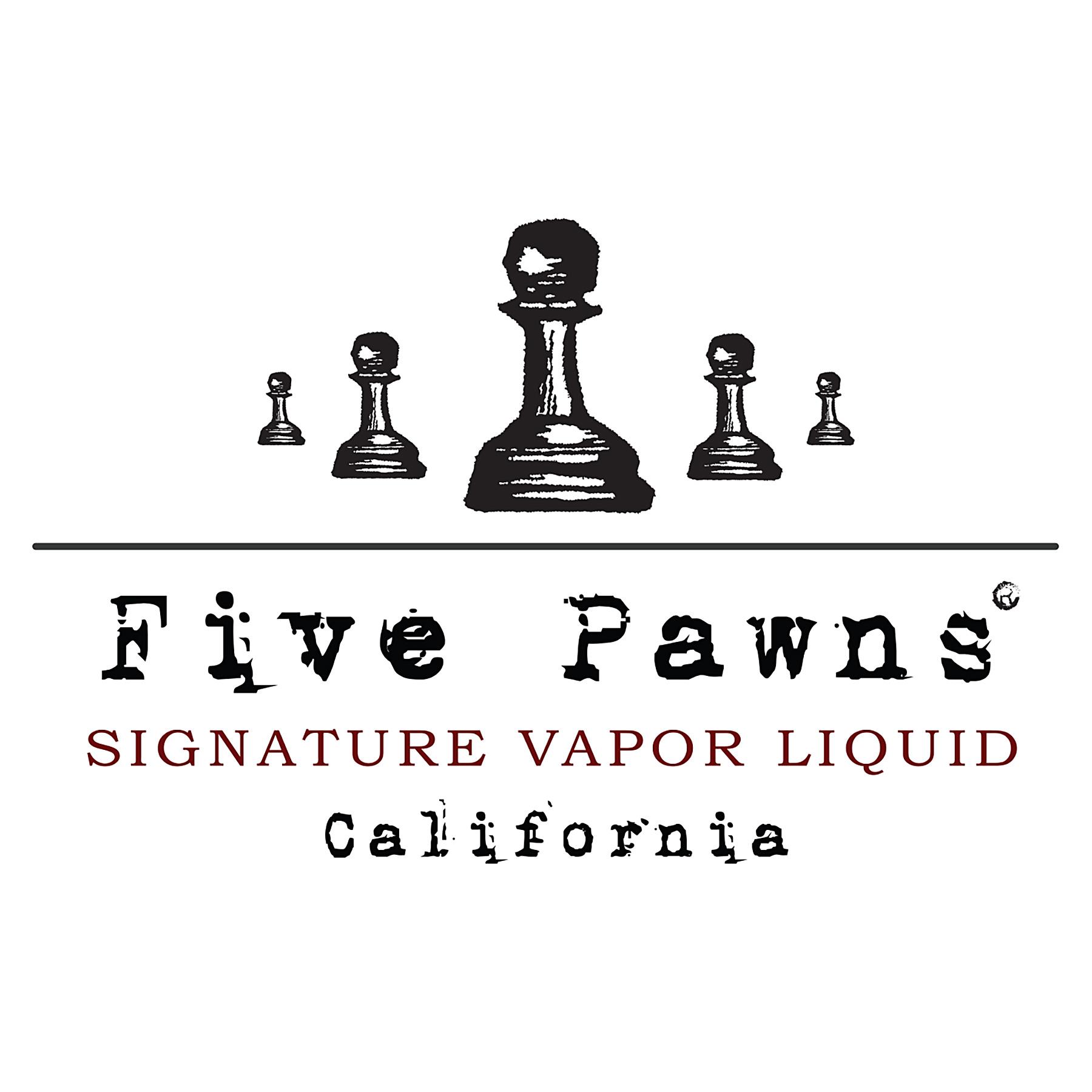 FIVE PAWNS FLAVOR SHOTS