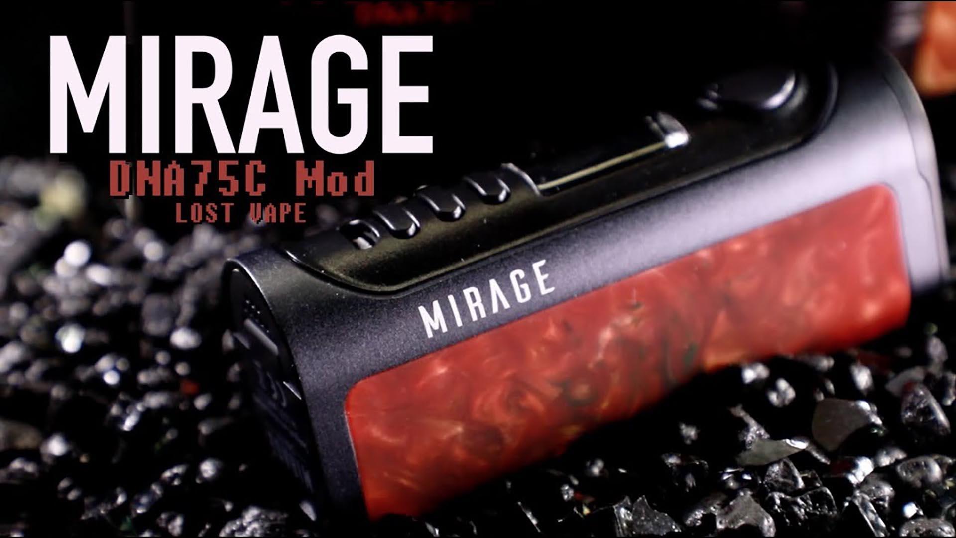 MIRAGE-DNA75C-LOST-VAPE