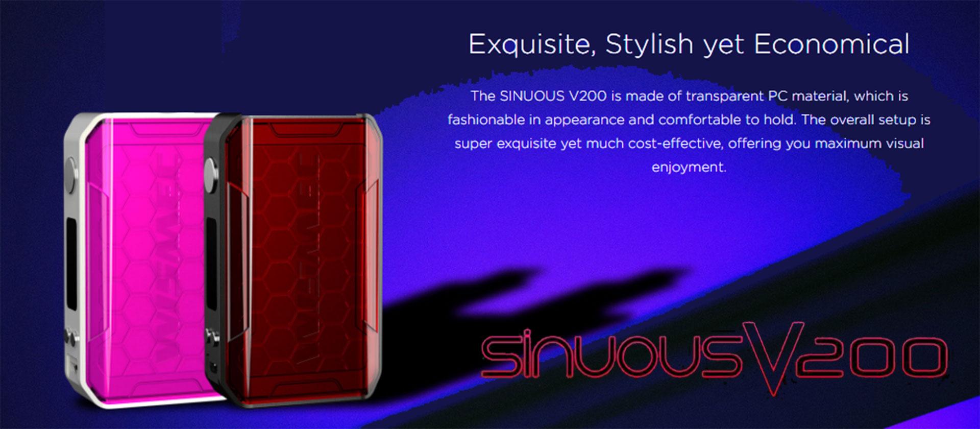 sinuous-v200